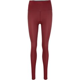 Skins Series-3 T&R Pantaloni Donna, rosso